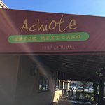 Achiote Restaurant Photo