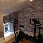 Gym available to the Guests Located at The Inn at Grasmere.