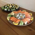 Arigato Sushi Wok Photo