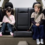 Child car seats and kid booster seats available by request.
