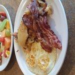 Love the breakfast!