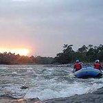 Turismo local, práctica del Rafting