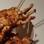 Japanese style crab