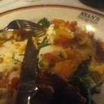 Seabass (partially eaten)