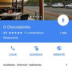 O Chocolatinho Photo