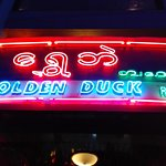 The Golden Duck Photo