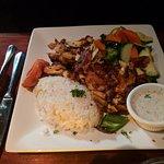 Chicken Donar plate - delicious
