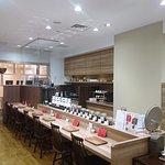Tokado Coffee Hakata Riverain Mall座位