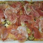 Pizza rettangolare