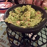 Seriously the best guac I've ever had!