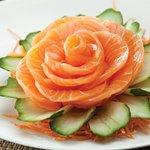 Rosa de Salmão
