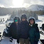 Will do this snowmobile ride again next time I visit Park City. Such a blast and well worth it.