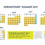 Hersheypark Summer 2017 Hours