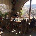 Foto de Blue Valley Cave Hotel
