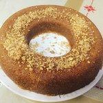 Greek Halva with nut & cinnamon