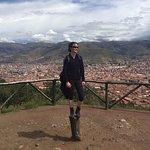 Beautiful view of Cusco