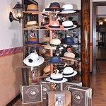 """contamos con sombreros """"HOMERO ORTEGA"""""""