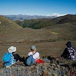 Hiking on the Tibetan Grassland with Concious Journeys