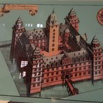 The palace puzzle for sale to the visitors