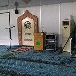 Center of masjid