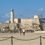 one of the many fortresses protecting Havana's harbour