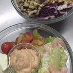 fresche insalate estive