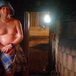Cozy hot room