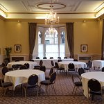 One of the elegant meeting rooms