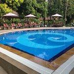 Pristine pool