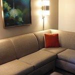Large sectional @ Hyatt Place Atlanta/Norcross/Peachtree