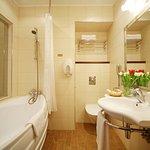 Bathroom in the Comfort room