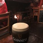 A fantastic place to excellent fresh fish and a cracking pint of Guinness the staff are so frien