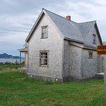 Une maison reconstituée à l'identique à Bonaventure