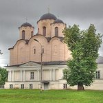 St.Nicholas Cathedral, Veliky Novgorod, Russia