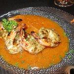 Thai Peanut Shrimp