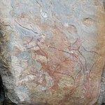 Prehistoric animals paintings