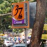 Foto di 37th Crescent Hotel Bangalore