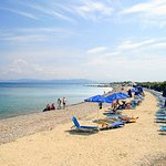 Agios Fokas Beach (Psalidi) Foto