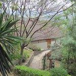 Individual spacious cottage at Katara Lodge