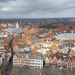 Burg Square from the Belfry