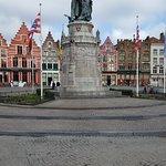 Main statue