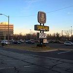 Motel sign. :)