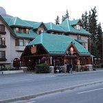 Keg restaurant in Banff