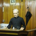 Fr Andre Bessette believed to have healing powers began the construction of St Joseph chapel in