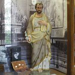 St Joseph the patron saint of the oratory