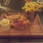 Mains 1/2 Chicken n Chips