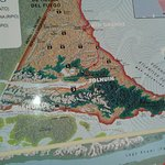 Mapa de la oficina de turismo!!