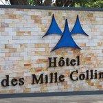 Foto de Hotel Des Mille Collines