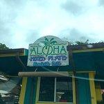 Aloha Mixed Plate Foto
