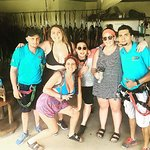 Pura vida! Me and 5 friends had the time of our life, zip-lining, waterfall, wild animals... hig